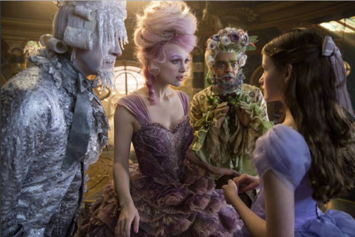 disney's nutcracker and the four realms