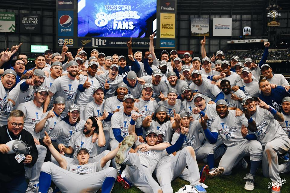 0f7b09681 Dodgers To Take On 2018 World Series vs. Boston Red Sox