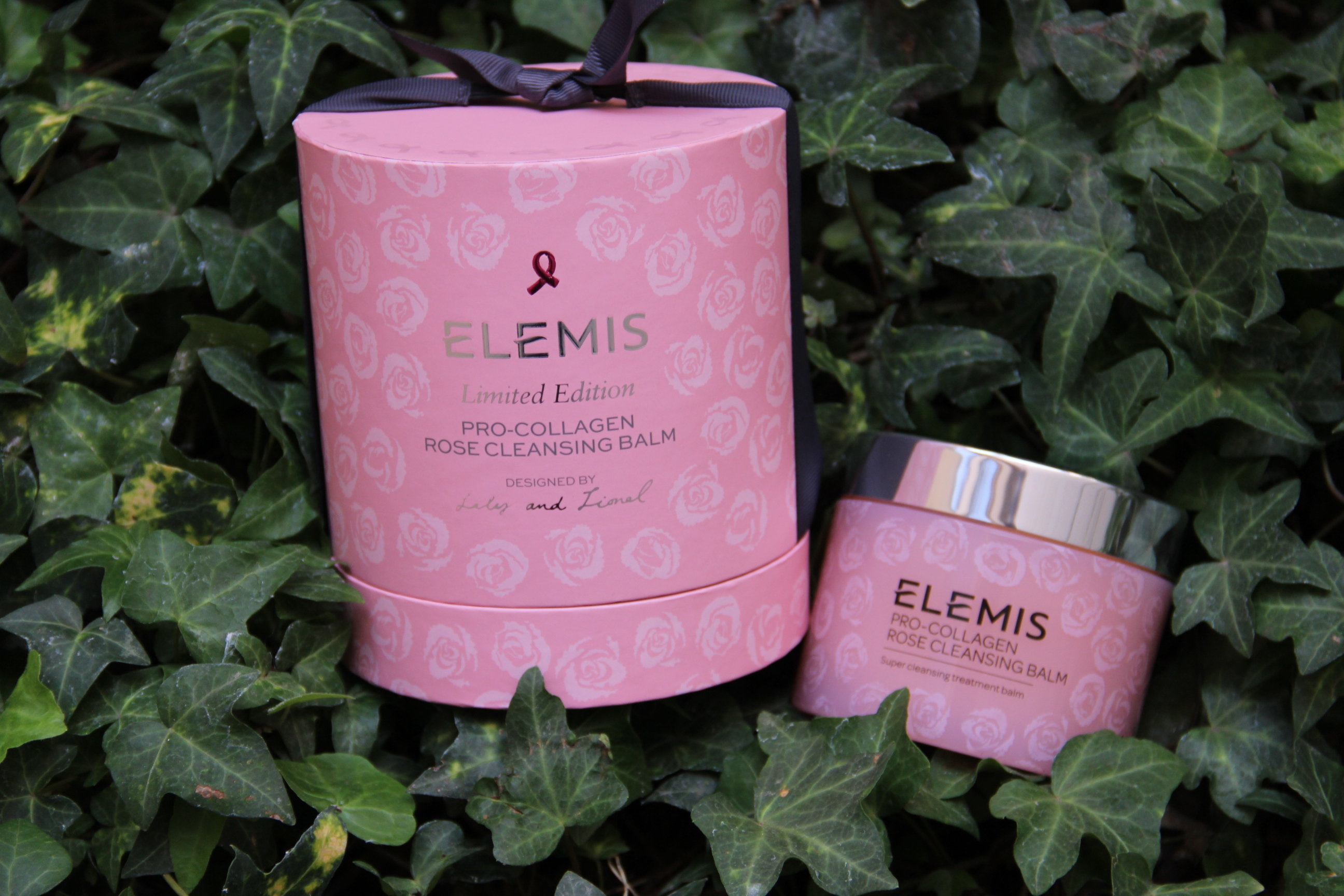 elemis pro collagen rose cleansing balm
