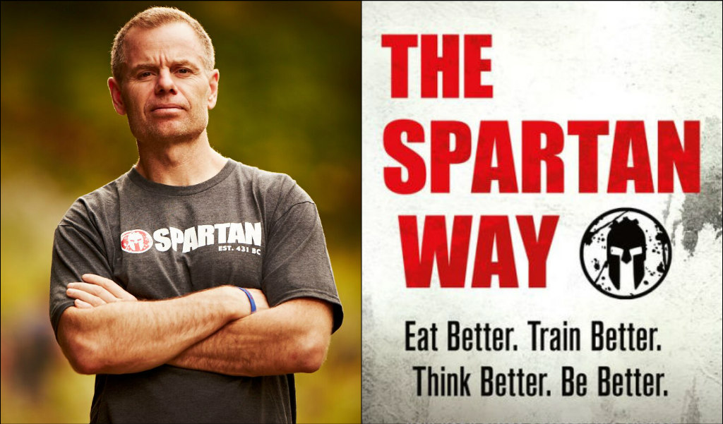The Spartan Way, Joe De Sena, Pamela Price, Spartan Race