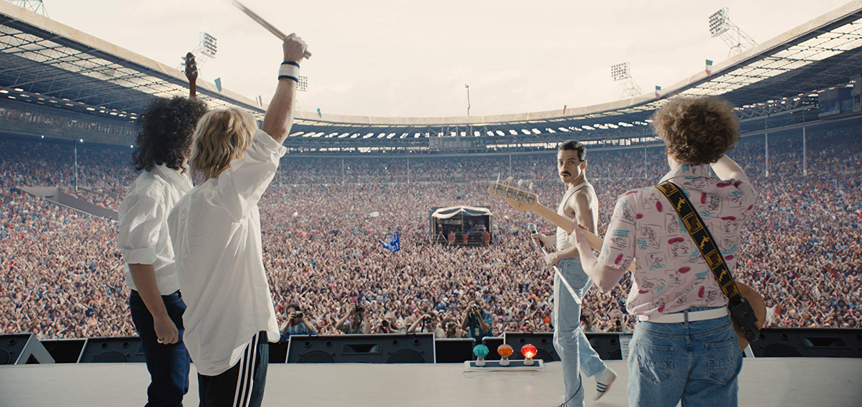 bohemian rhapsody, film reviews, Lucas Mirabella
