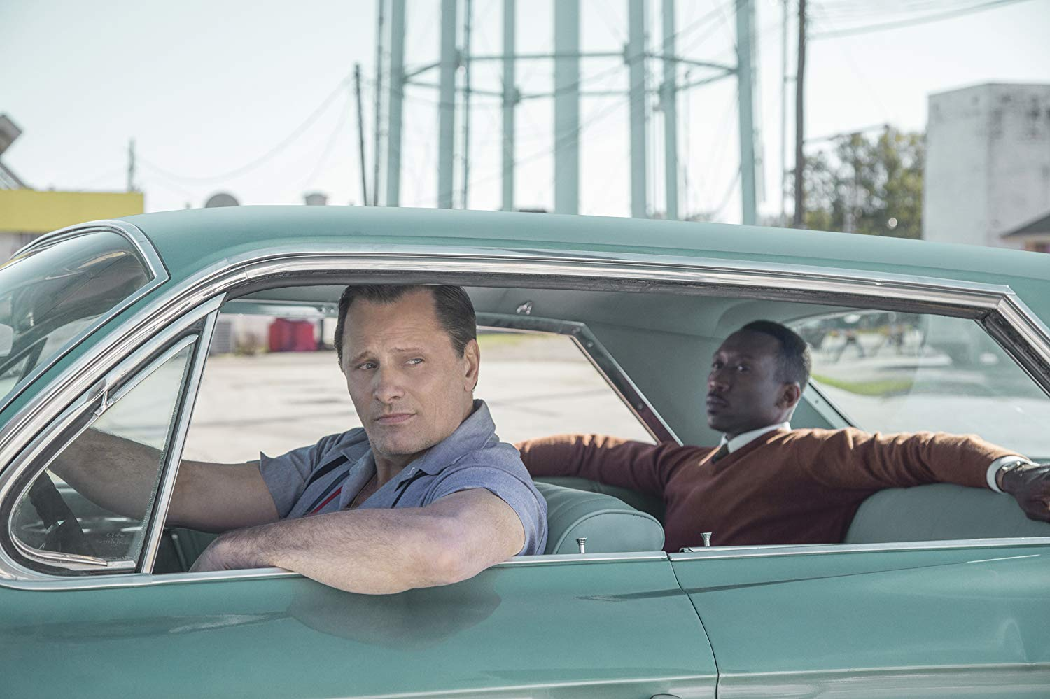 Green Book, movie review, Lucas Mirabella