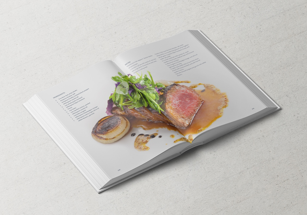 Adrianne calvo, cookbook