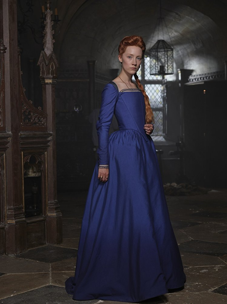 Mary Queen of Scots, film review, Lucas Mirabella