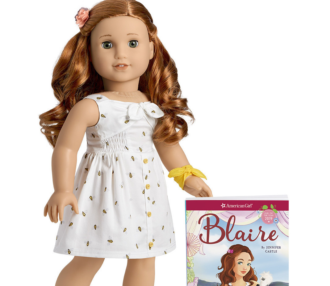 American girl doll, Blair