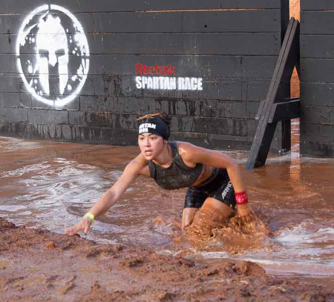pamela price, spartan race