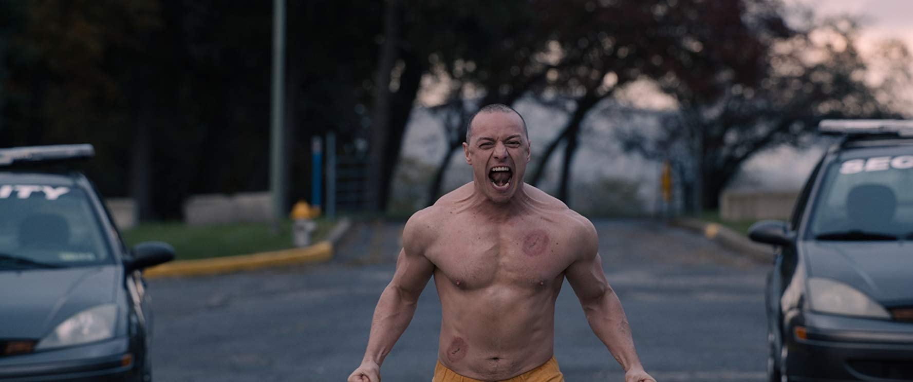 Glass, movie review, Lucas Mirabella