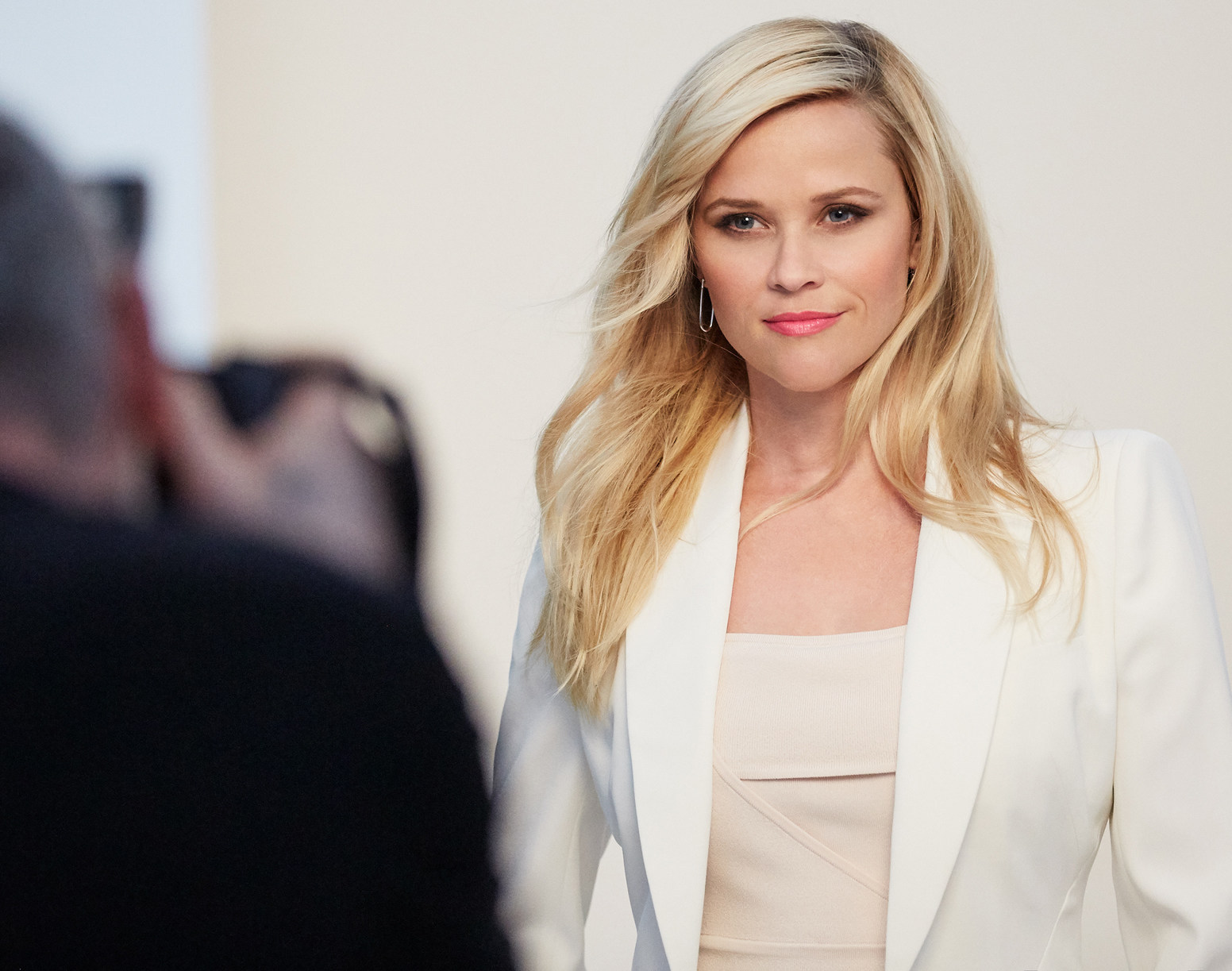 Reese Witherspoon, march on l'oreal