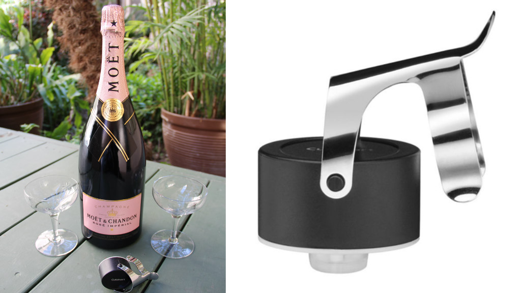 Cuisinart champagne stopper, bed bath and beyond