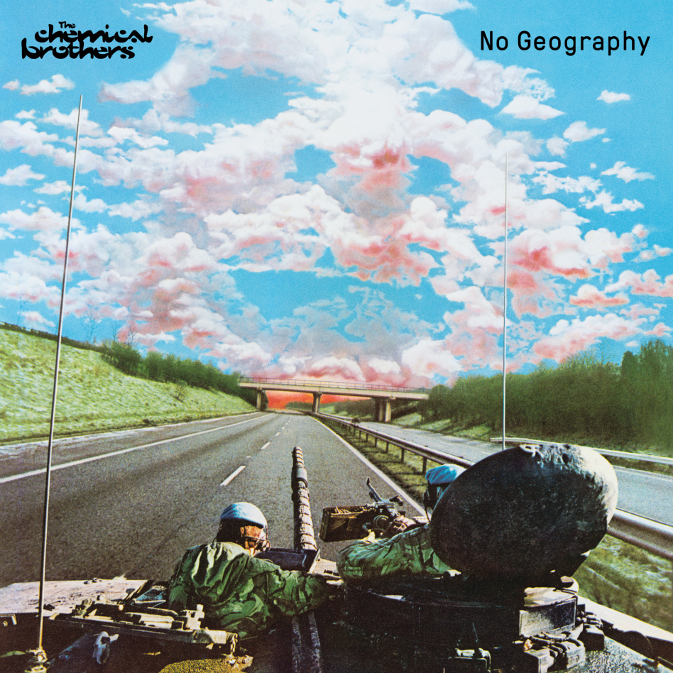 The chemical Brothers, No Geographic