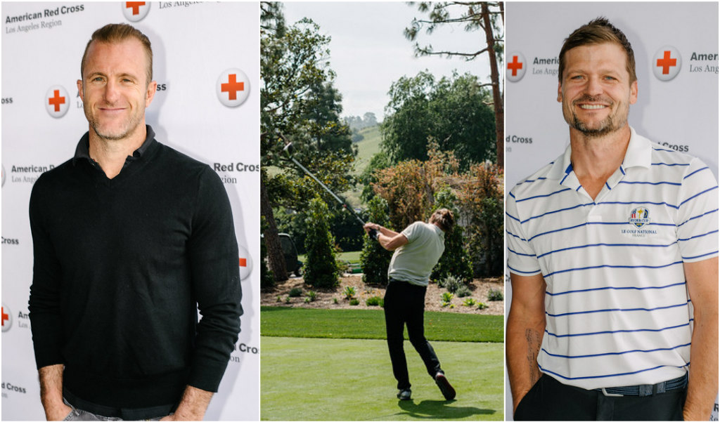 Red Cross celebrity golf classic