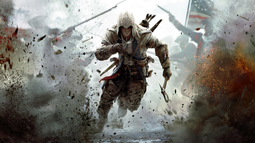 assassin's creed III remasterd