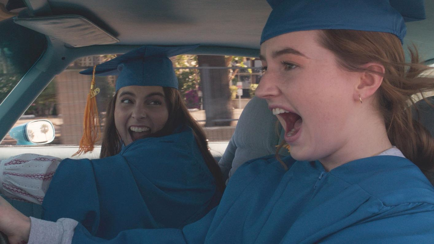 booksmart, film review, Lucas Mirabella