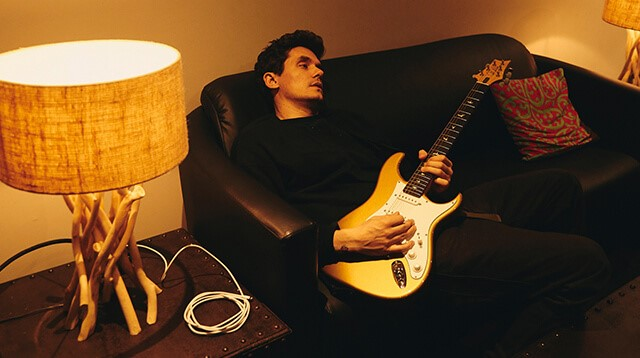John Mayer Launches Contest For The Heart Amp Armor