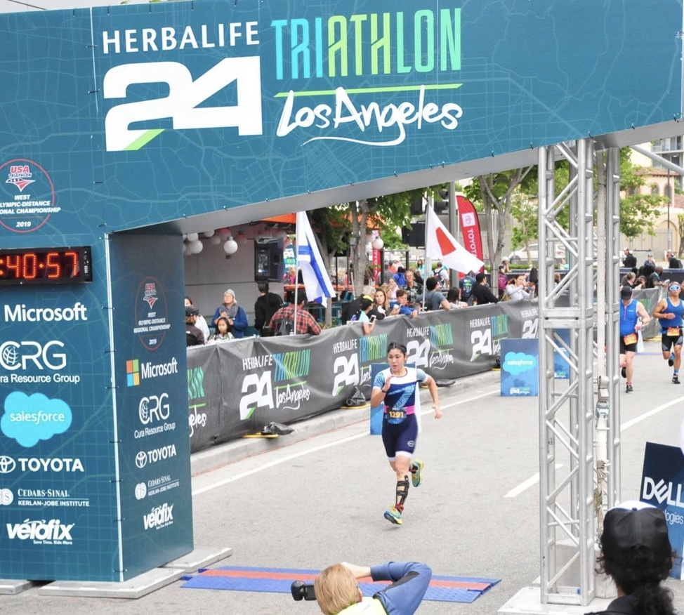 pamela price, herbalife24 triathlon