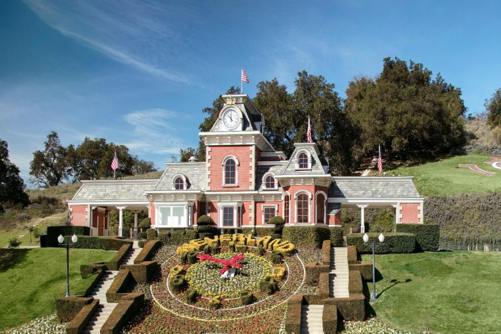 neverland, top ten real estate