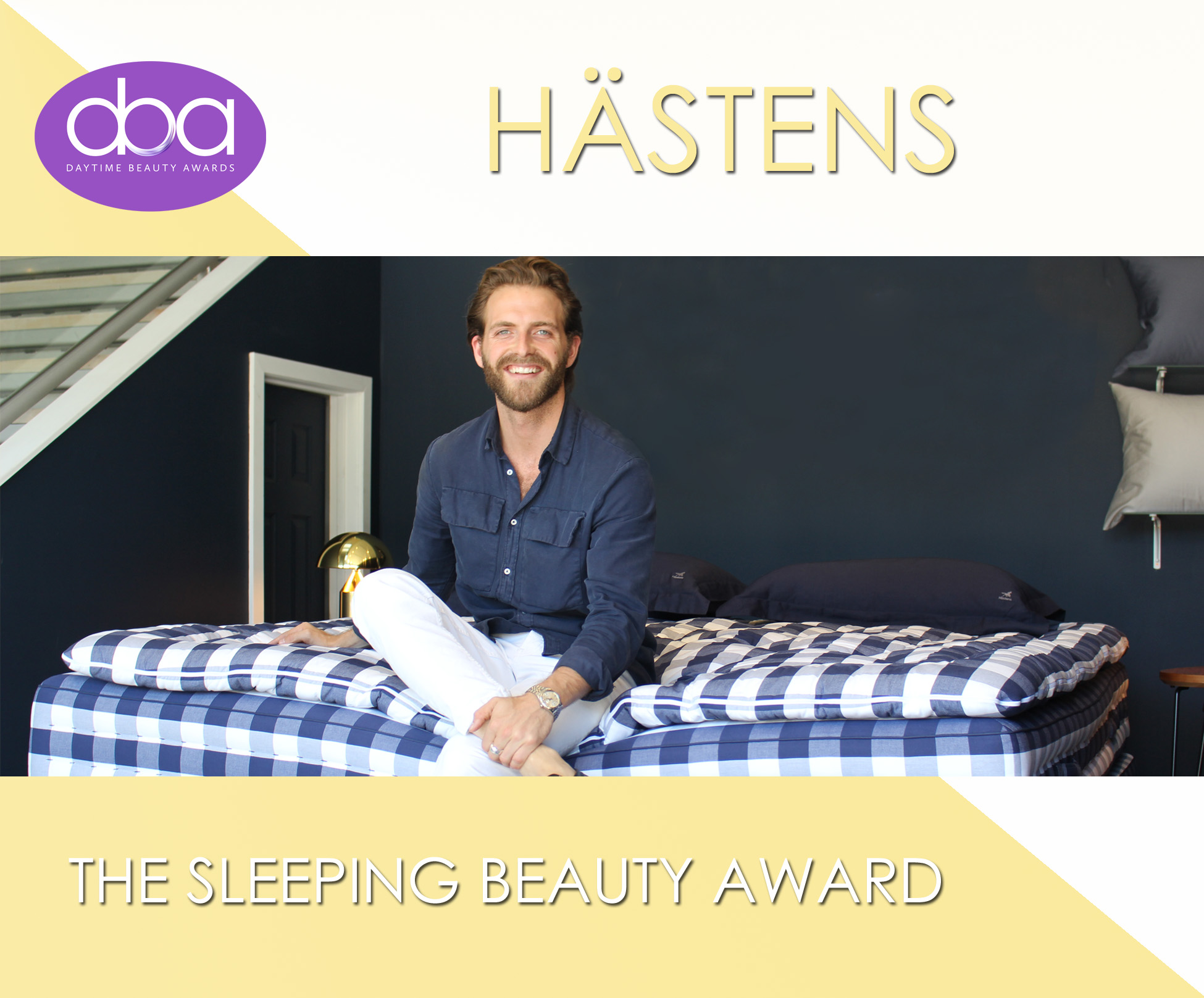 Hastens, carl larsson, daytime beauty awards