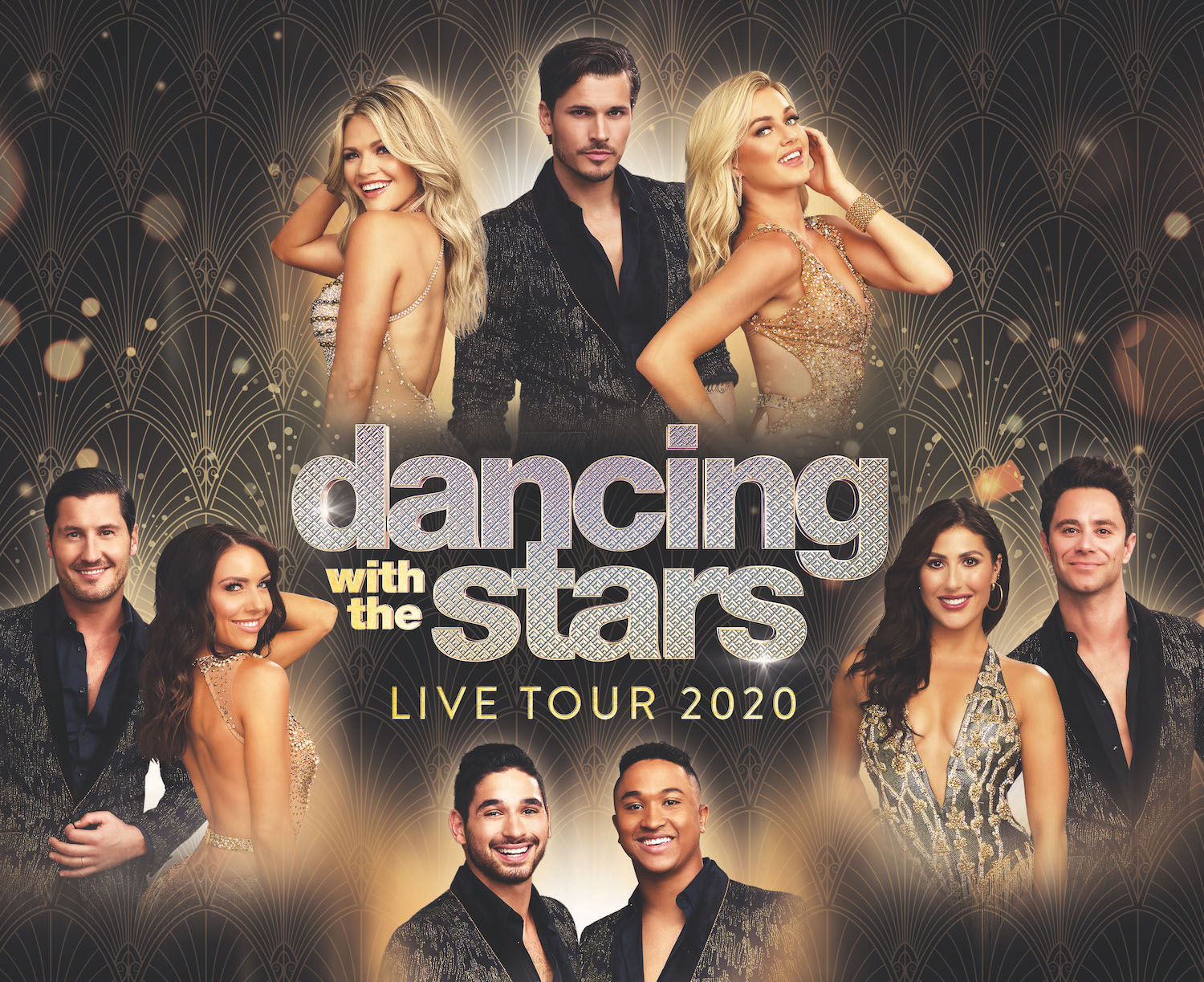 dancing with the stars tour 2020