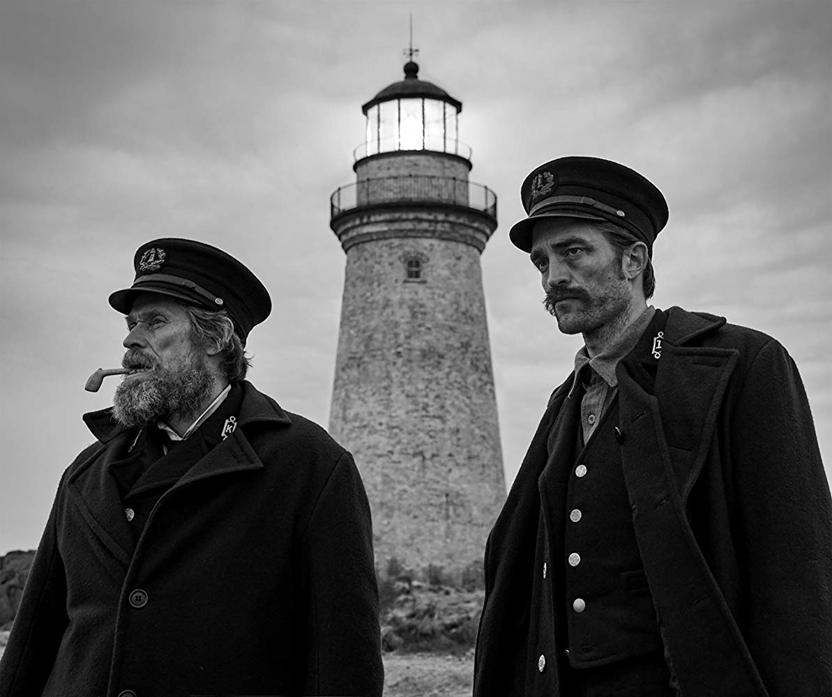 the lighthouse, movie review, Lucas Mirabella