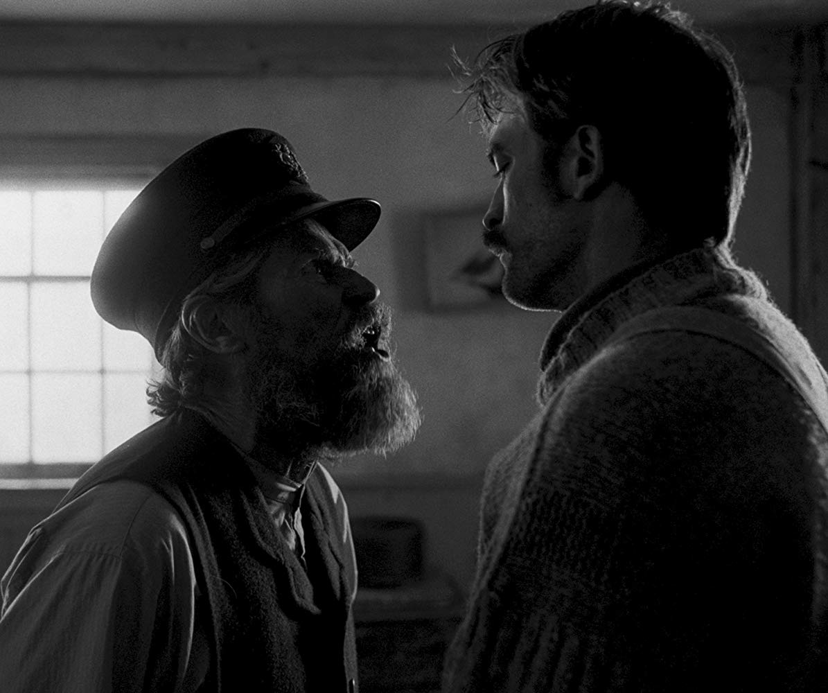 The Lighthouse, film review, Lucas Mirabella