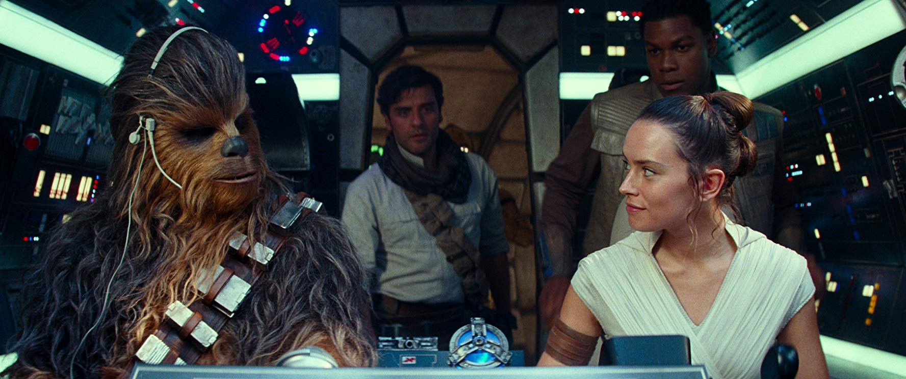 star wars: the rise of skywalker, film review, lucas mirabella