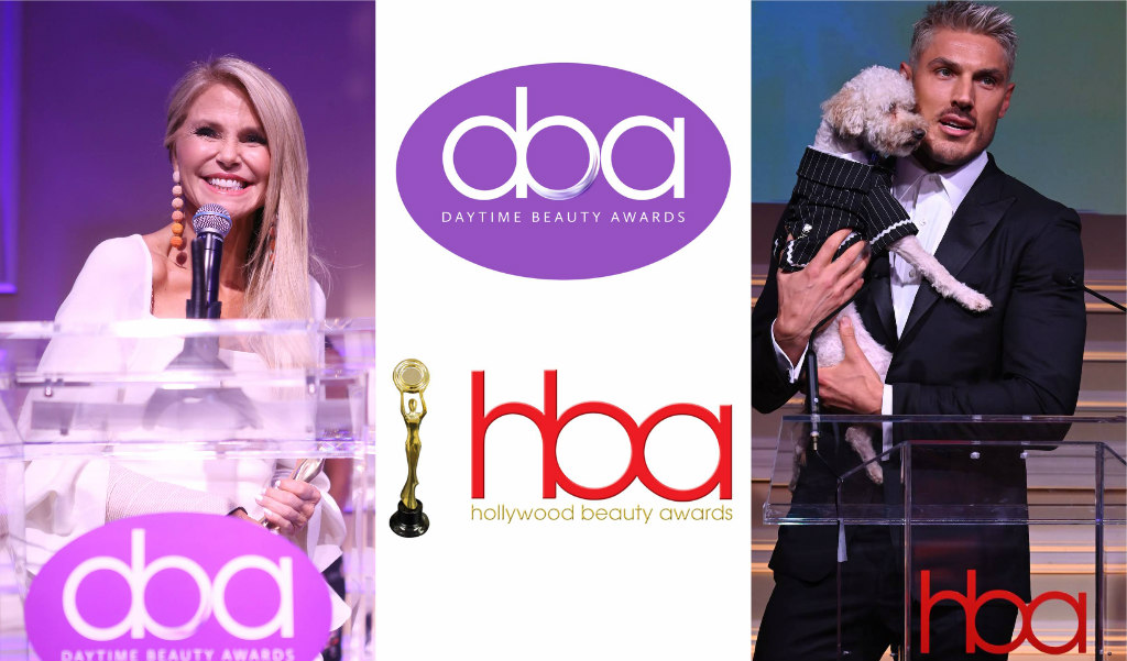 christie Brinkley, daytime beauty awards, Chris Appleton, Hollywood beauty awards