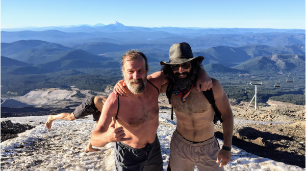 michael christoforo, wim hof method