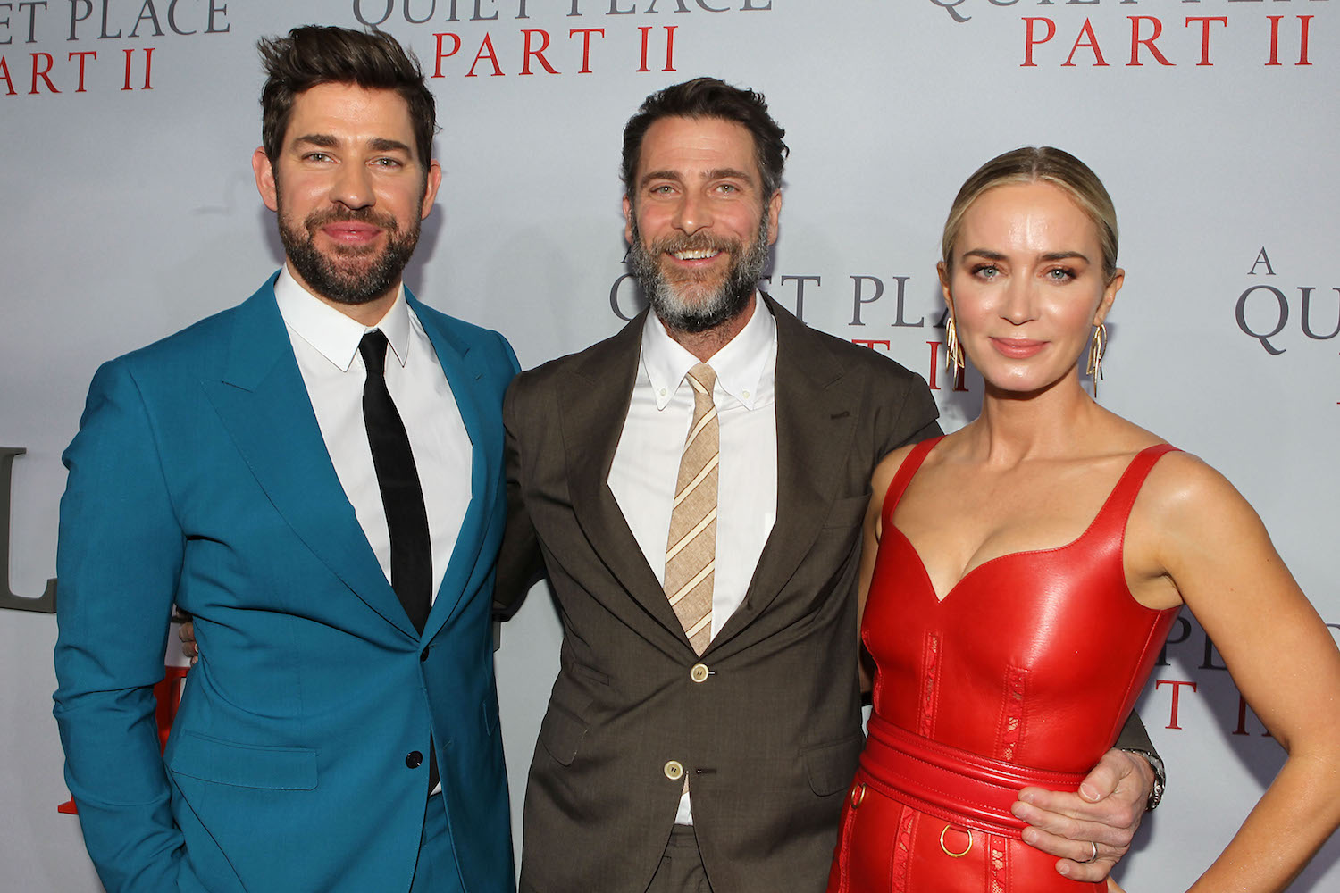 a quiet place part II premiere