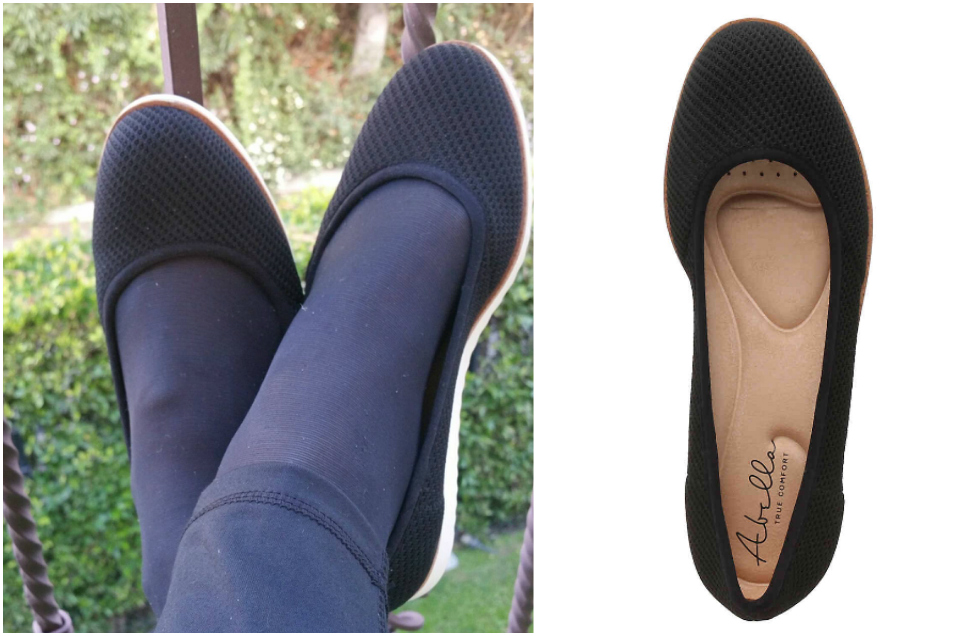 Comfort With Ballet Flats From DSW
