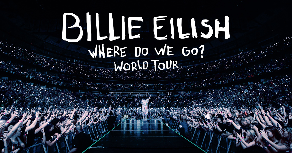 billie eilish tour dates