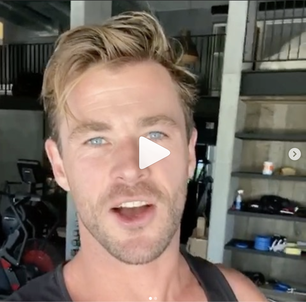 chris hemsworth, centr, workout, fitness