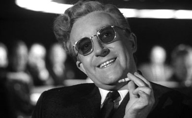 afi movie club, robert de niro, dr. strangelove