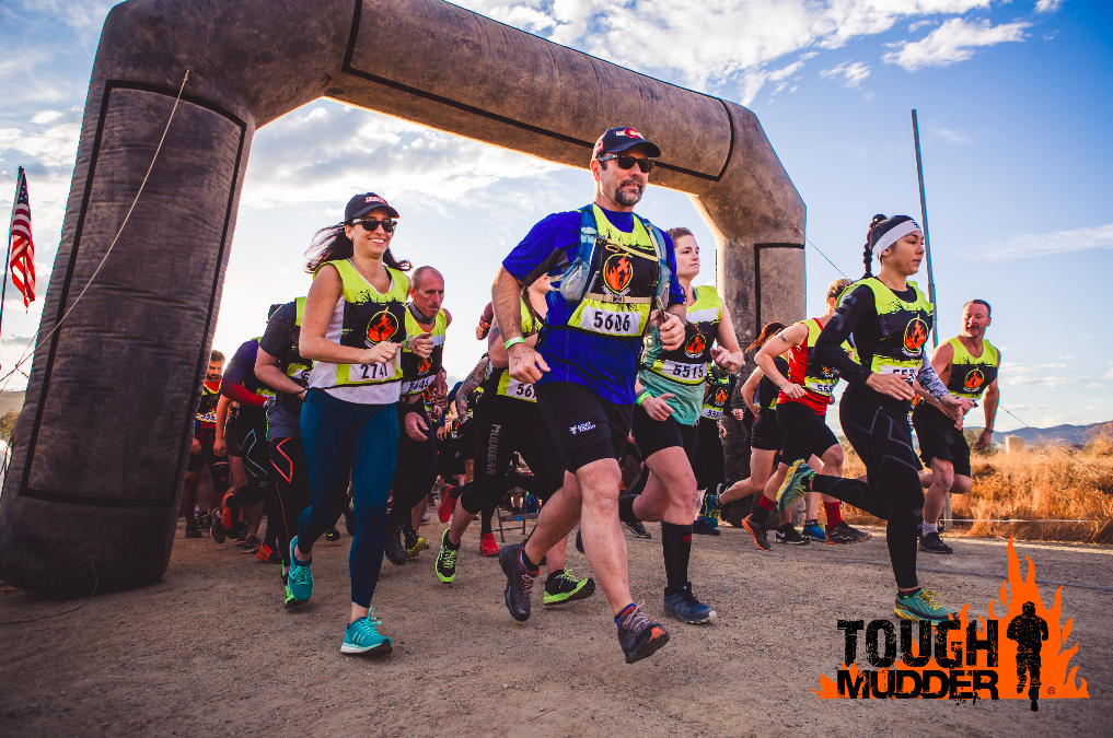 tough mudder, pamela price