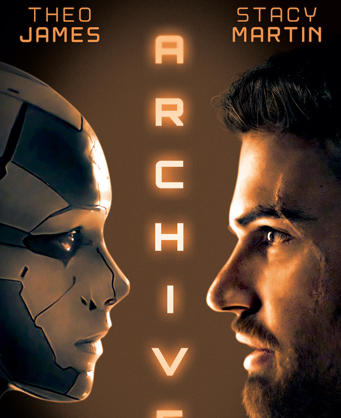 archive, theo james, movie trailer
