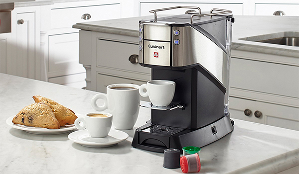illy coffee, bed bath and beyond