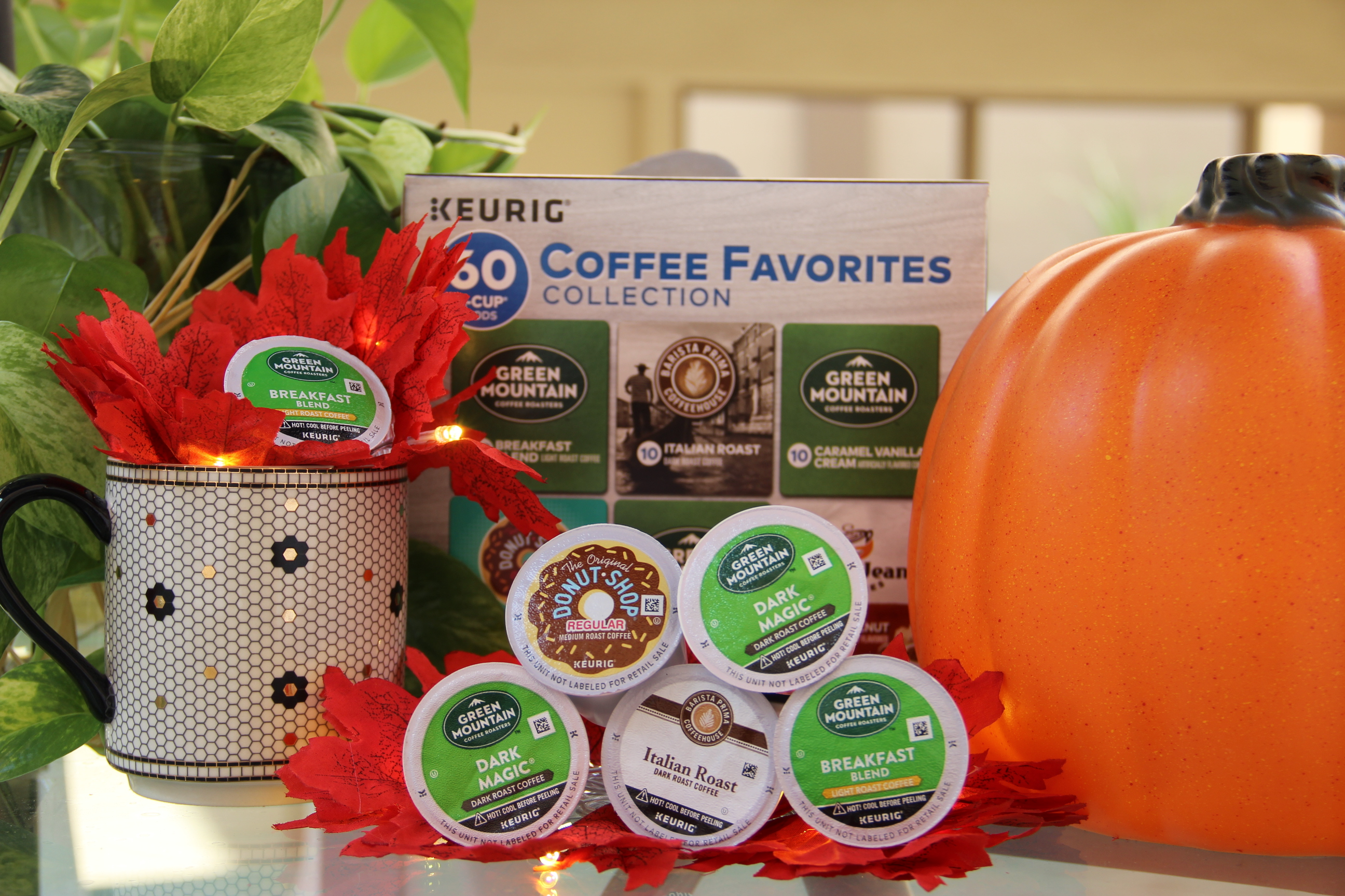 keurig, green mountain coffee, bed bath and beyond