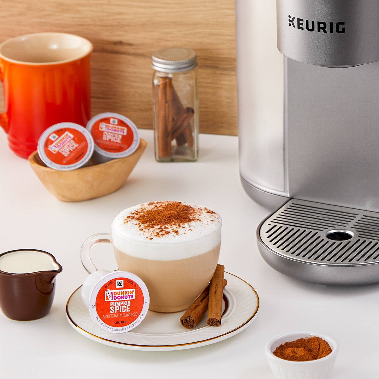 keurig, dunkin donuts, pumpkin spice, bed bath and beyond