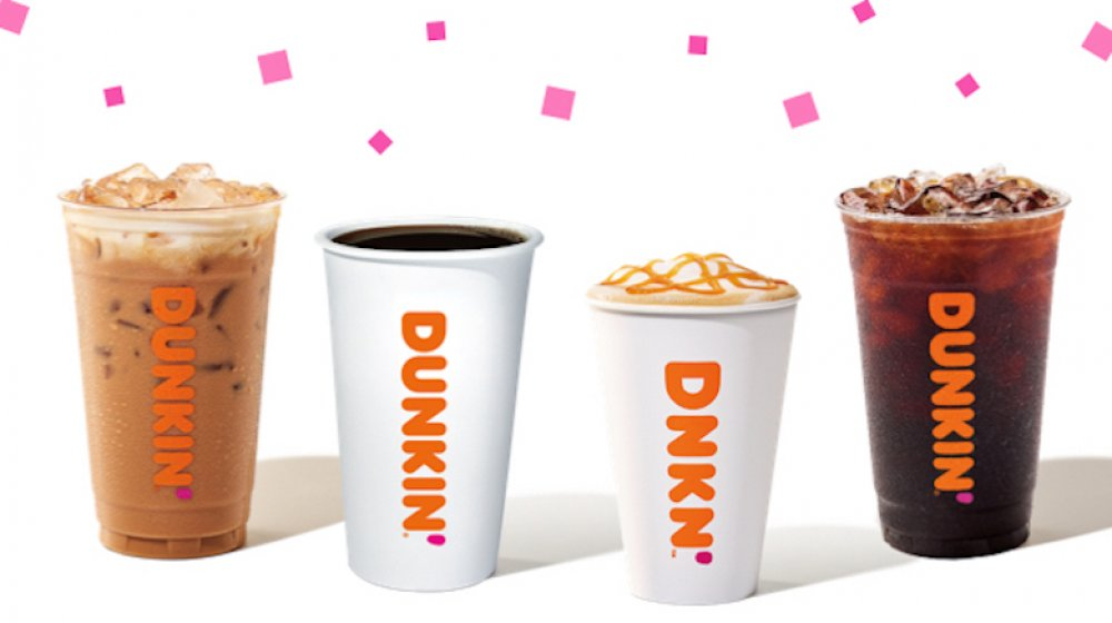 dunkin donuts, national coffee day