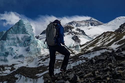 everest, discovery channel