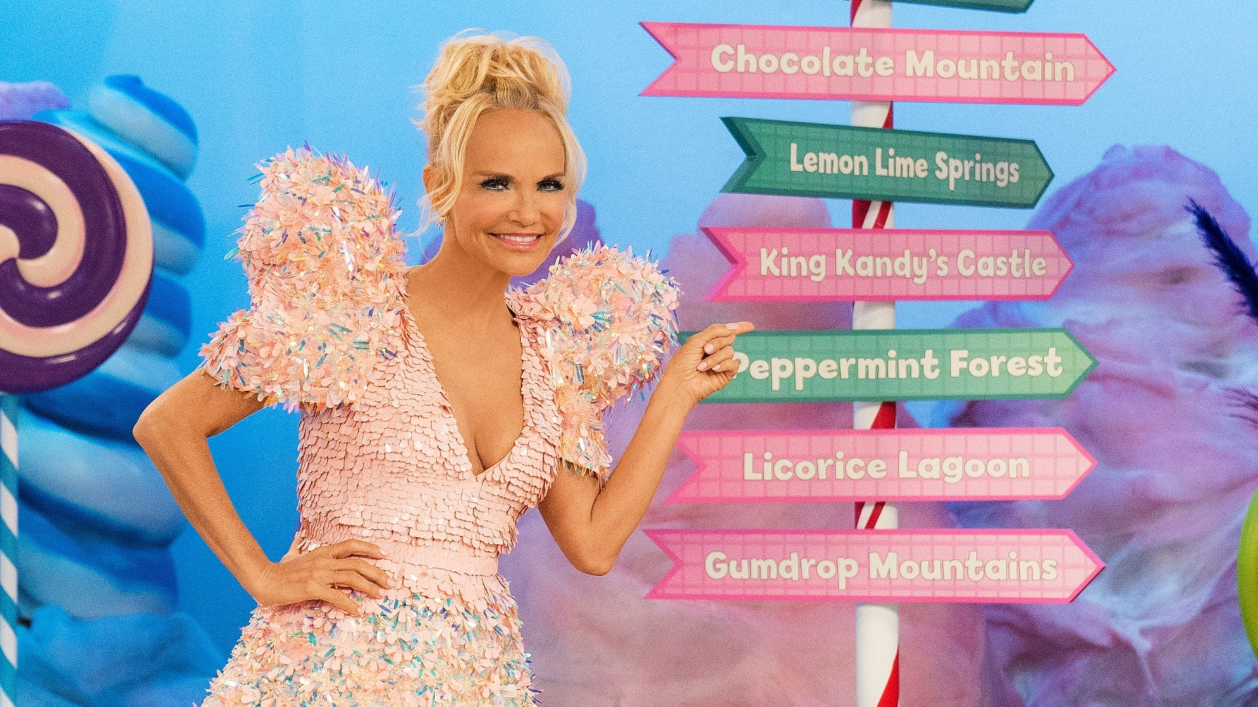 food network, candy land, krisitin chenoweth