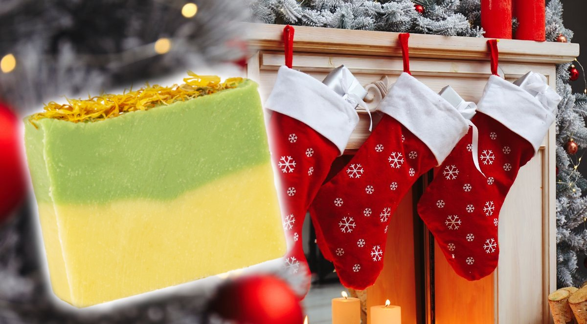 ourika soap, christmas, gift