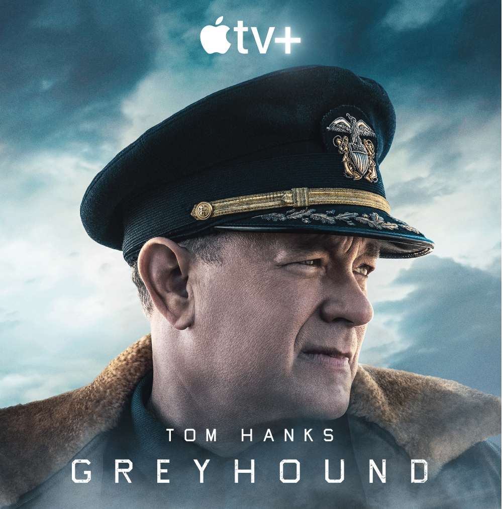 greyhound, trailer, tom hanks, apple+