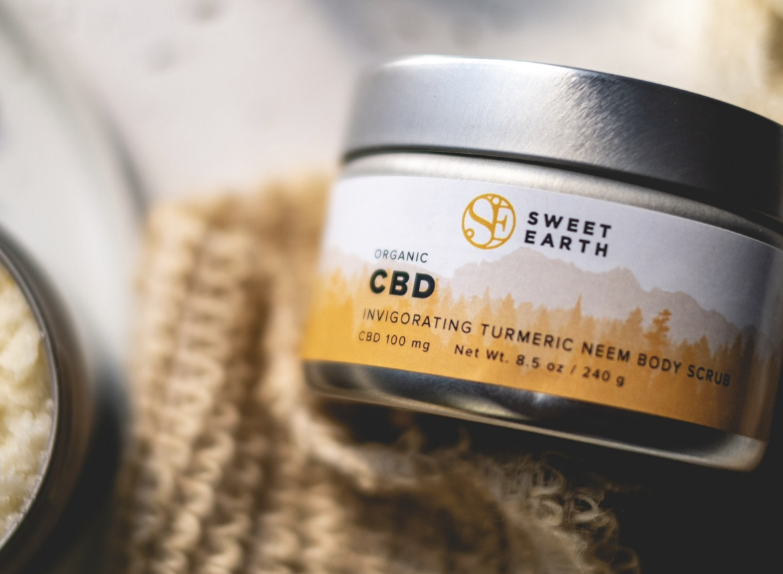 Sweet Earth CBD Skin Care Farm