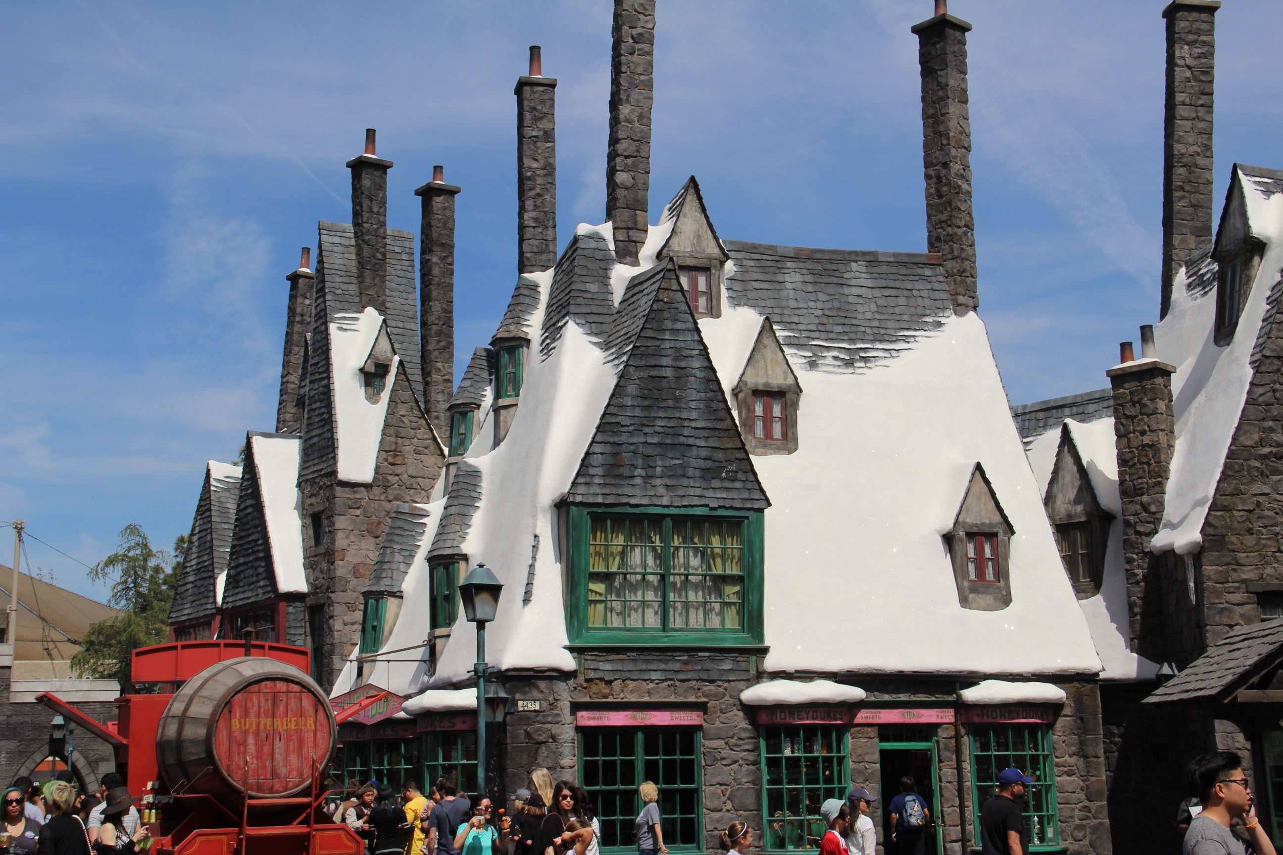Wizarding World of Harry Potter - Universal Studios - LATF USA