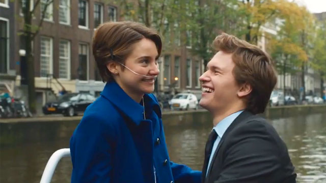 The fault in our stars main characters