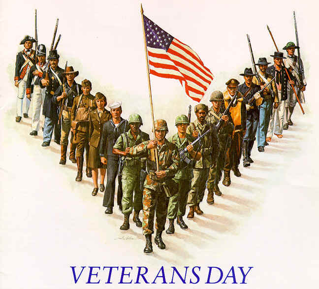 Know Your History: Celebrating Veterans Day | LATF USA