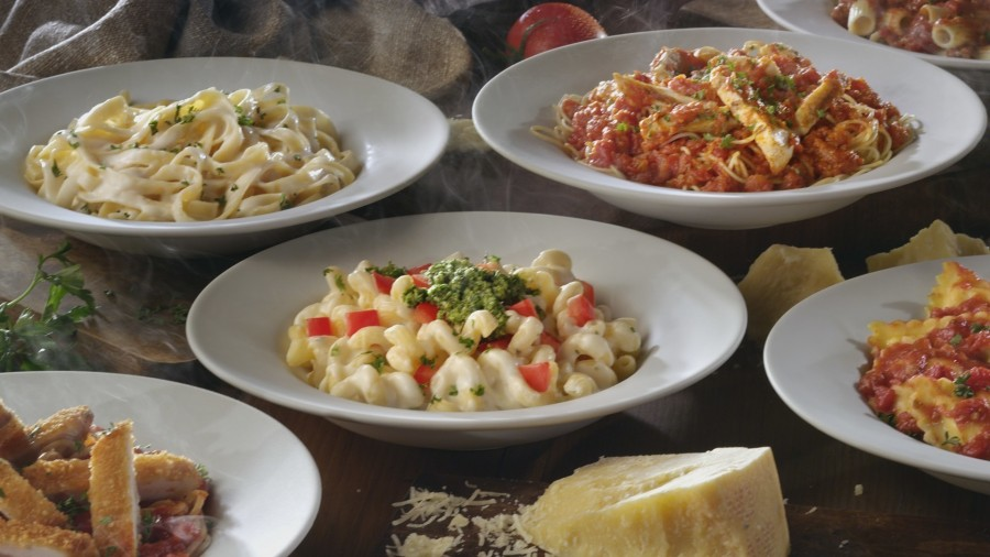 Olive Garden Has A Crazy New Breadstick Creation: Pasta Lovers Prepare For Olive Gardens Never Ending Pasta