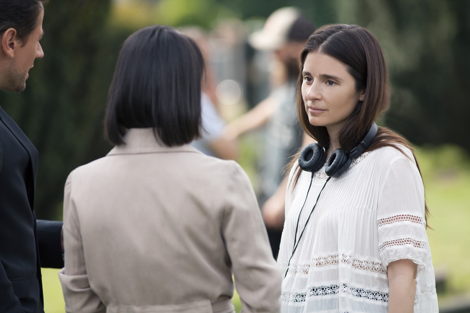 Shiri Appleby, Unreal, interview by Pamela Price