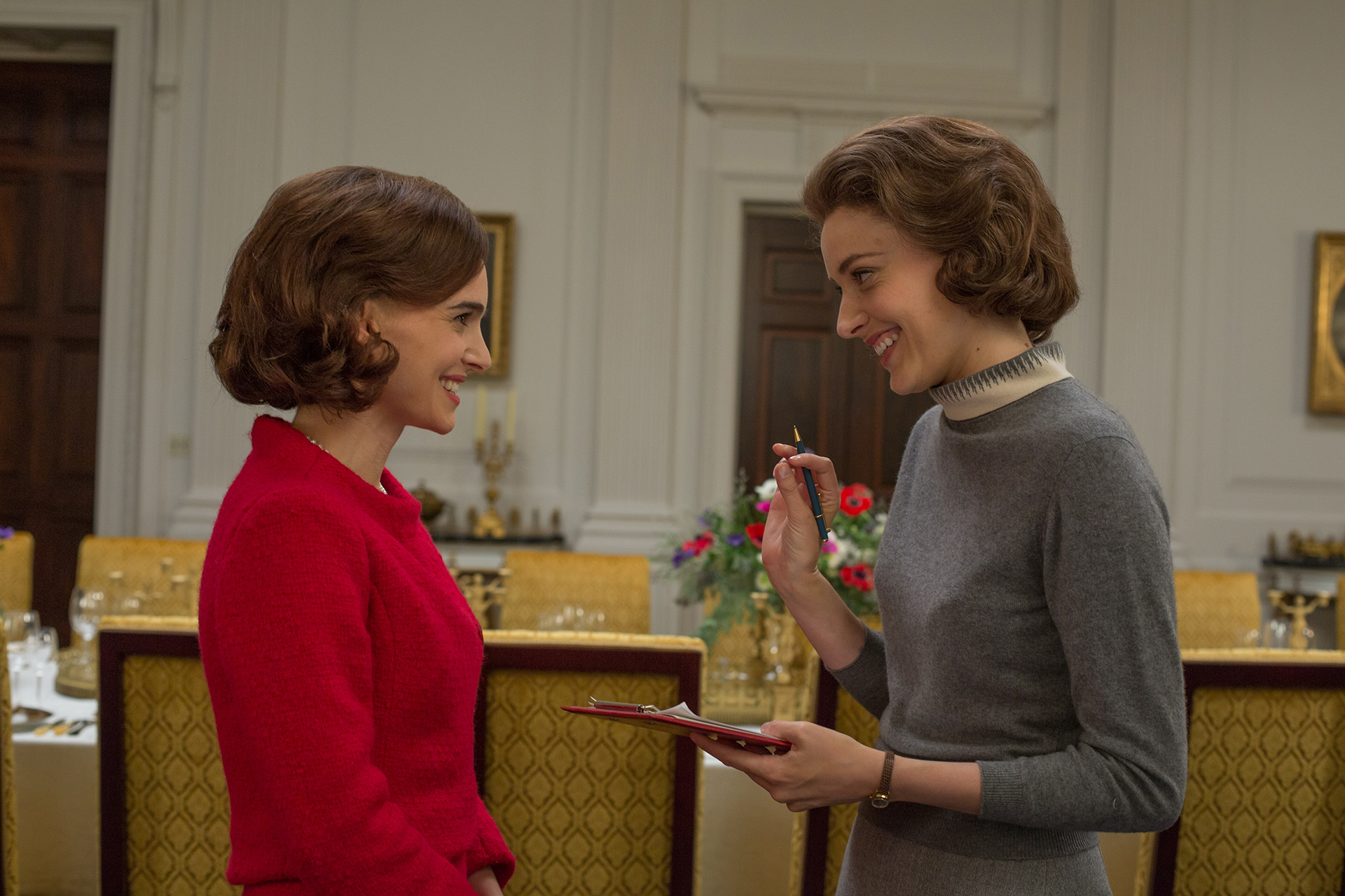 Movie Review: 'Jackie' is a Piercing Portrait of Grief and