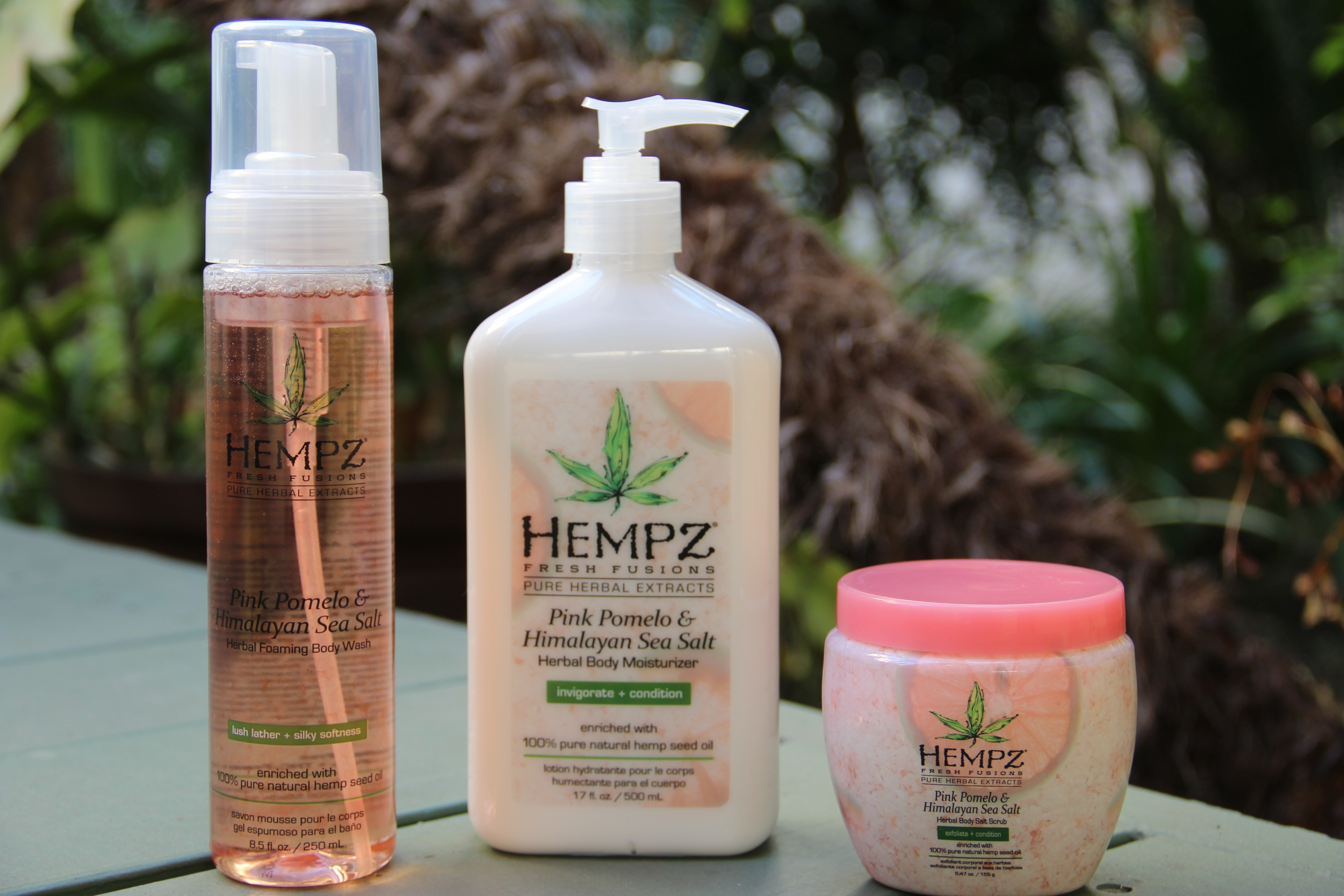 hempz sea salt